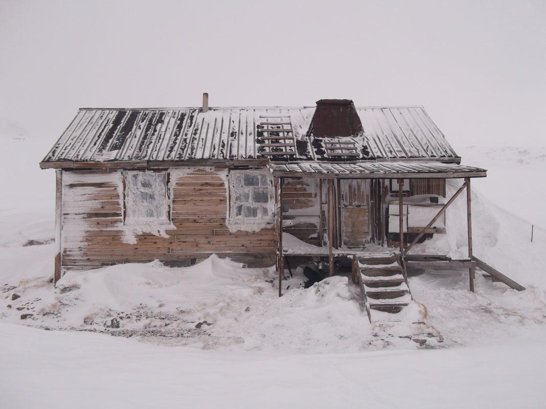 Вакинский домик