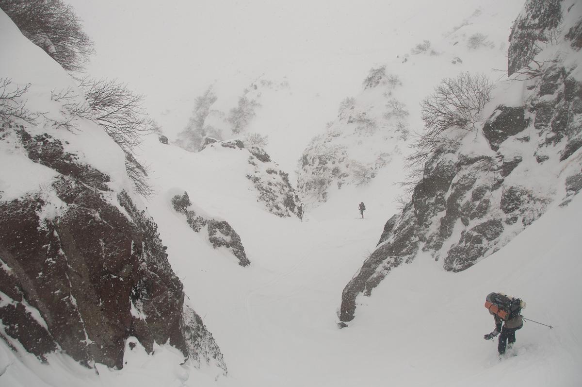 Верховья каньона Вилючи